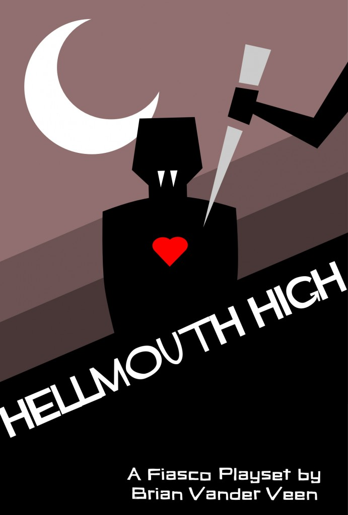 Hellmouth High Cover